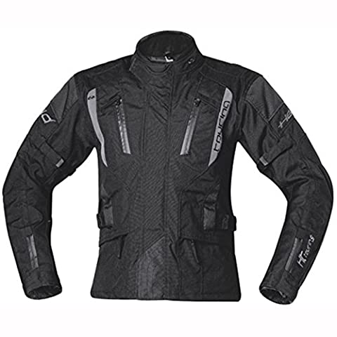 Motorcycle Held 4-Touring Jacket Blk WP