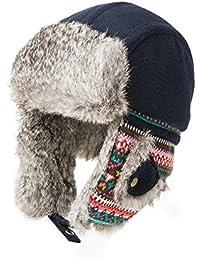 tapa de lana de Lei Feng/Moda otoño invierno esquí sombrero/Sombrero grueso invierno cálido