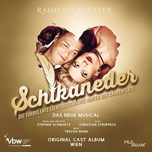 Album Original Cast (Schikaneder - Original Cast Album Wien)