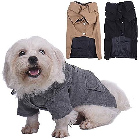 WIDEN Cane Abbigliamento Cat abbigliamento invernale cappotti