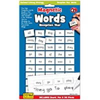 Words - Reception Year Magnetic Activity Chart National Literacy Strategy