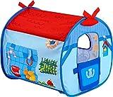 HABA 303226 - Pferdestall Bauernhof-Welt | Detailreich gestalteter Stall für  Pferde der HABA-Puppen | Puppenzubehör für Bauernhof-Rollenspiele | Spielzeug ab 18 Monaten