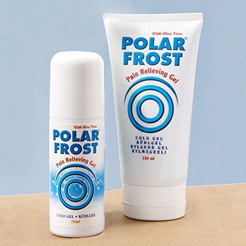 "Ayudas dinamicas - Gel frío polar frost ""roll-on"" 75 ml."