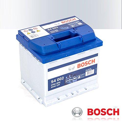 Batteria Avviamento Auto Bosch 52Ah 470A 12V 1.2-1.4 Benz