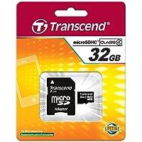 Kingston - Tarjeta microSDHC de 32 GB con adaptador de SD para videocámara GoPro HERO3 Plus