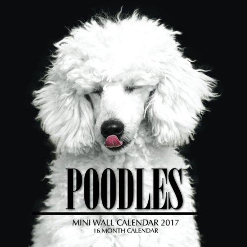 Poodles 2017 Calendar