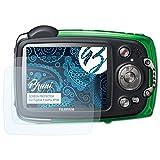 Bruni Schutzfolie für Fujifilm FinePix XP50 Folie - 2 x glasklare Displayschutzfolie