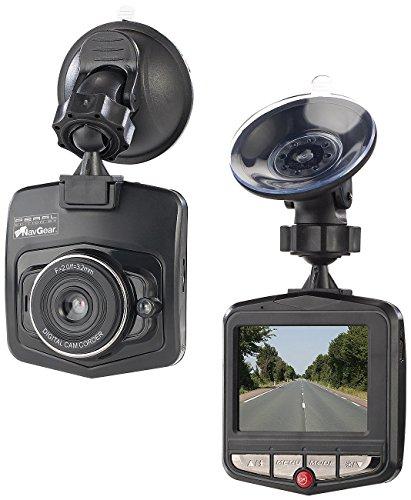 NavGear Dash Kamera: VGA-Dashcam mit Bewegungserkennung und 6,1-cm-Farb-Display (2,4