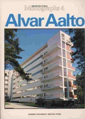 Alvar Aalto (Architectural Monographs)