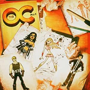 Music From The O.C. Mix 4 by The Futureheads, Imogen Heap, Pinback, A.C. Newman, Sufjan Stevens, Modest Mouse Soundtrack edition (2005) Audio CD