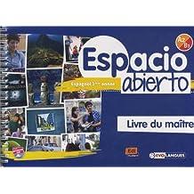Espacio Abierto Niveau 2 Livre du maître + accès à ELEteca