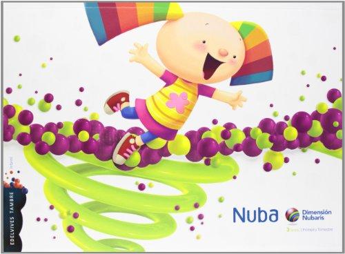 infantil 3 años Nuba (Primeiro Trimestre) (Gallego) (Dimensión Nubaris) - 9788415165279 por Manuela y Rosa Mª Corrales Peral