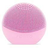 FOREO LUNA play Reinigungsgerät für das Gesicht Pearl Pink, einfach mitzunehmen und komplett wasserdichtes Sonic Reinigungsgerät