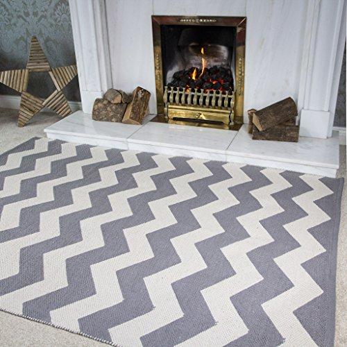 pulse-grey-chevron-zig-zag-simple-geometric-pattern-contemporary-cotton-viscose-living-room-area-rug