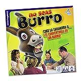 Glop Games, No Seas Burro, Juego De Mesa ( Cife 98118)