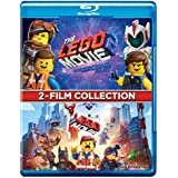 The LEGO 2 Movies Collection: The Lego Movie + The Lego Movie 2: The Second Part