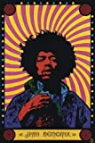 Best De Jimi Hendrixes - Up Close JIMI HENDRIX POSTER, Affiche Review