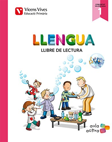 Llengua 1 Lectures Valencia (Aula Activa) - 9788468214863