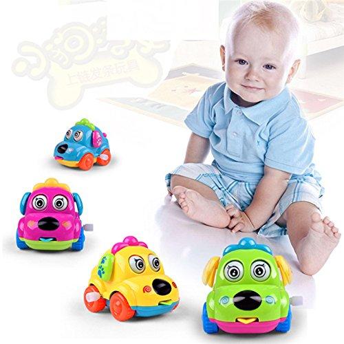 Pottoa Kleinkinder Spielzeug Uhrwerk Kleines Spielzeug Bildung Spielzeug 1 Jahre DIY Spielzeug Pädagogisches Spielzeug Pool Spielzeug