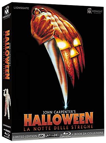 Halloween - la notte delle streghe (4k+br) (box 3 4k+br)