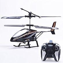 Yoliki RC Helikopter Fernbedienung Hubschrauber Elektrische mit der Licht Modellhubschrauber Spielzeug