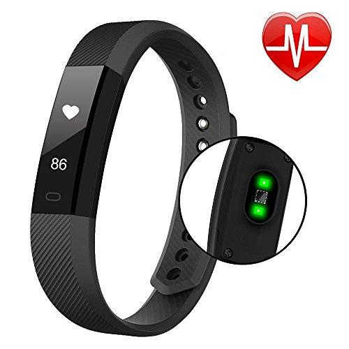 huiheng-id115hr-fitness-tracker-watch-with-heart-rate-monitor-activity-tracker-pedometer-sport-sleep