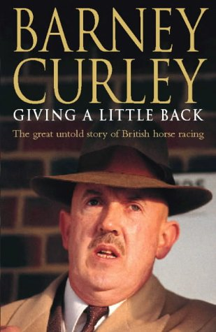 Barney Curley: My Autobiography