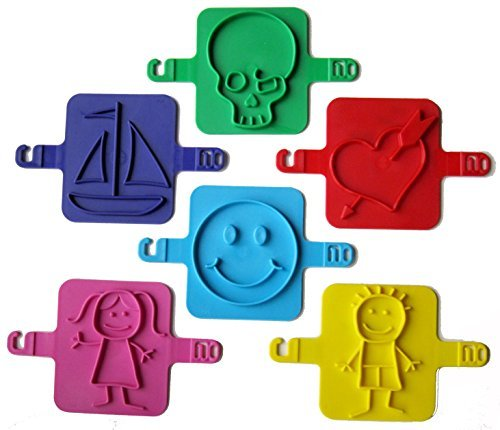 red-rooster-toy-company-beach-stamps-fun-shapes-set-of-6-by-new-metro-design