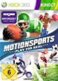 MotionSports (Kinect erforderlich)