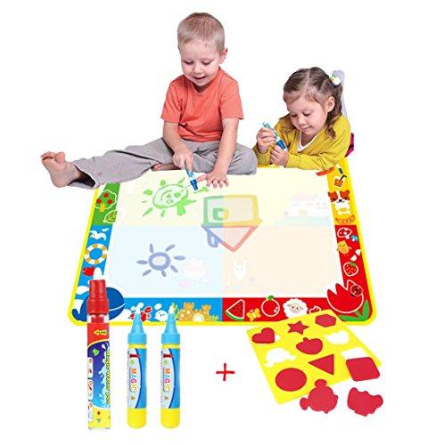 100x73cm-aqua-doodle-tapis-eau-dessin-painting-tapis-avec-3-styloaevea-maxi-tapis-aqua-doodle-arc-en