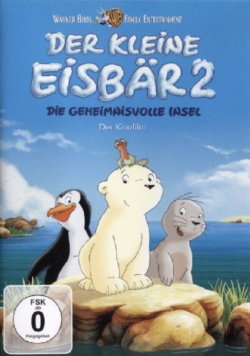 2 - Die geheimnisvolle Insel (Warner Kids Edition)