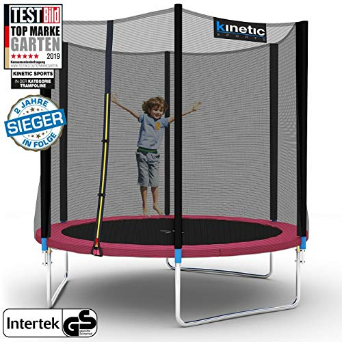 Kinetic Sports Outdoor - Trampolino...