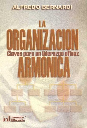 Descargar Libro La Organizacion Armonica de Bernardi