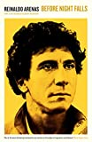 Front cover for the book Before Night Falls by Reinaldo Arenas