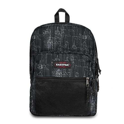 Eastpak PINNACLE Zaino Casual, 42 cm, 34 liters, Nero (Black Blocks)