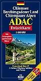 Carte touristique - Chiemsee, Berchtesgadener Land, Chiemgauer Alpen, N° BI29