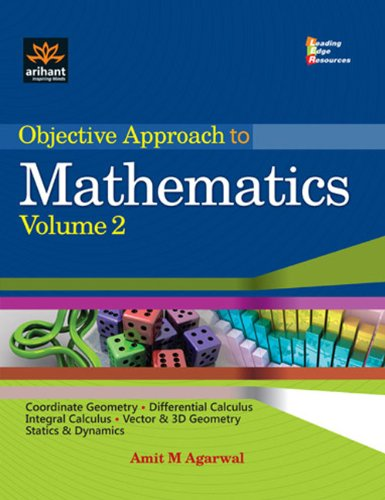 Objective Approach to Mathematics Vol-2