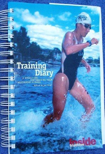 Inside Triathlon Training Diary por Joe Friel