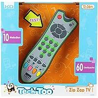 KURIO DES0884 Kinderspielzeug Fernbedienung, authentische Spielzeugfernbedienung mit Licht und Sound, originalgetreu, Kinderfernbedienung