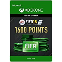 FIFA 18 Ultimate Team - 1600 FIFA Points   Xbox One - Download Code