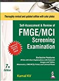 Self-Assessment & Review of FMGE/MCI Screening Examination