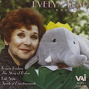 Evelyn Lear Narrates Poulenc & Satie