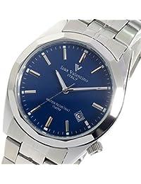 Isaac Valentino IVG-560-3 - Reloj de cuarzo para hombre, color azul