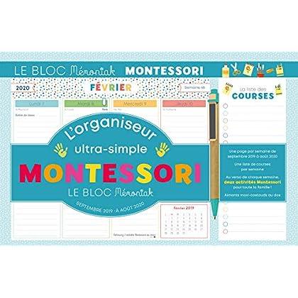 Le bloc Mémoniak spécial Montessori 2019-2020