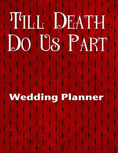 t Wedding Planner: Premium Wedding Planner For the Goth Girl ()