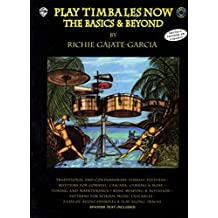 Play Timabale Now: The Basics & Beyond, (inkl. 2 CDs)