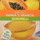 Bonomelli Infuso Papaya/Arancia 10 Ff