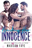 Front cover for the book Breaking Her Innocence by Madison Faye