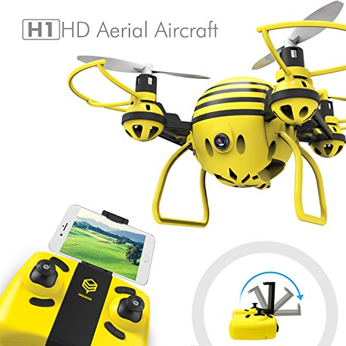 HASAKEE H1 FPV RC Drone with HD Live Video Wifi Camera for sale  Delivered anywhere in UK
