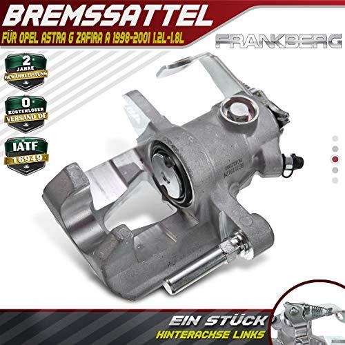Bremssattel Bremszange Hinten Links für Astra G F35 F48 F70 F69 1998-2009 542304